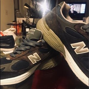 New balance 993 Heritage collection